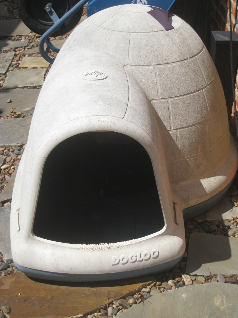 Dogloo Indigo Doghouse