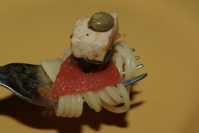 P tes au thon la sicilienne balade gourmande de c cile - Blog cuisine sicilienne ...