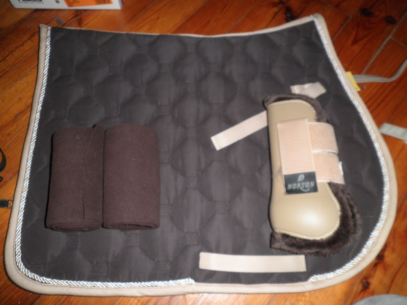 A Vendre Selle Tapis Protection Filet