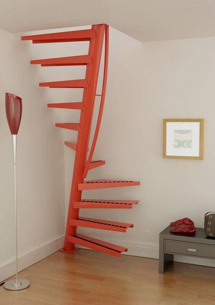Escalier japonais pas d cal s - Escalier gain de place pas cher ...