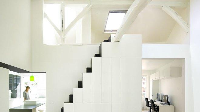 formule escalier blondel
