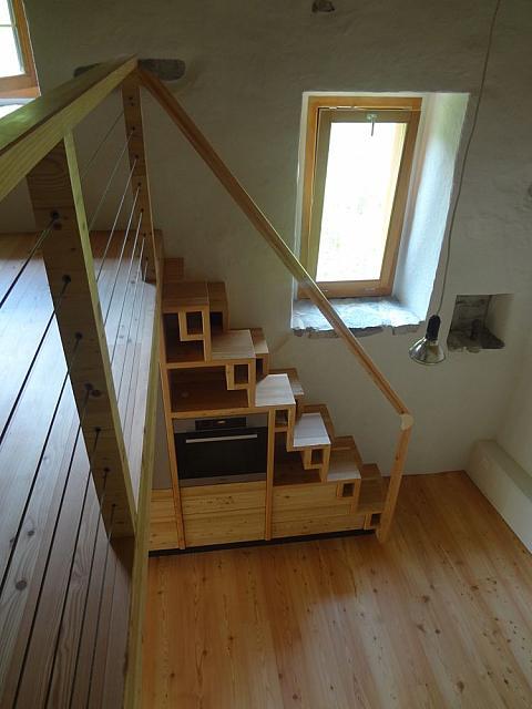 construire un loft pas cher maison design. Black Bedroom Furniture Sets. Home Design Ideas