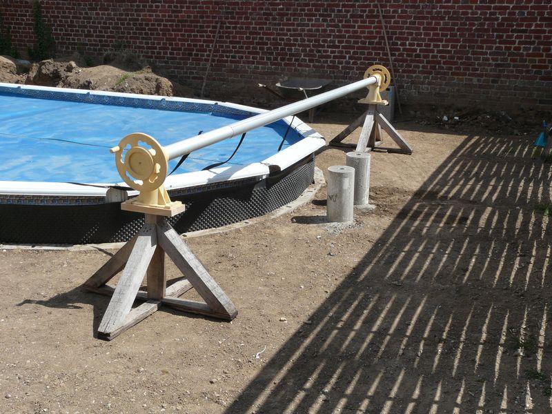 enrouleur bache piscine hors sol cheap piscine hors sol. Black Bedroom Furniture Sets. Home Design Ideas