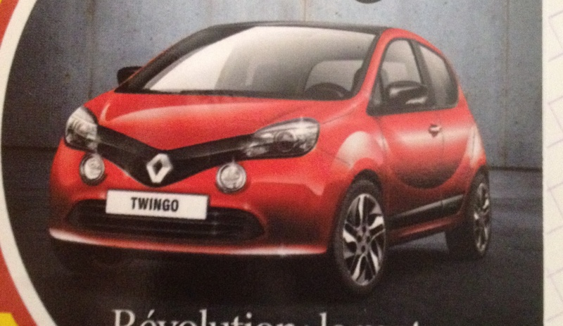 Renault Twingo III 20
