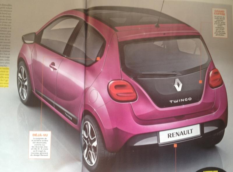 Renault Twingo III 21