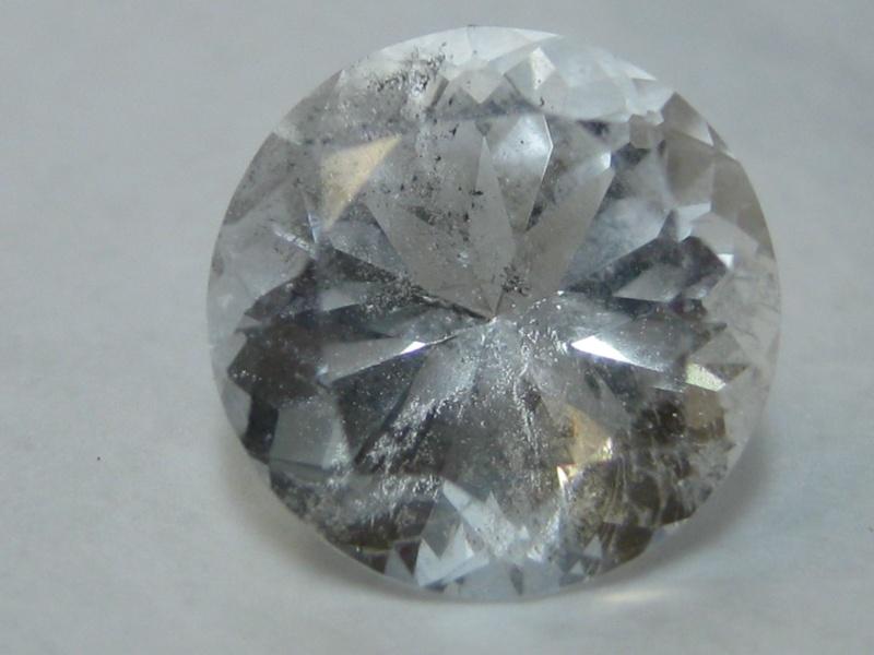 Etude du poli sur quartz