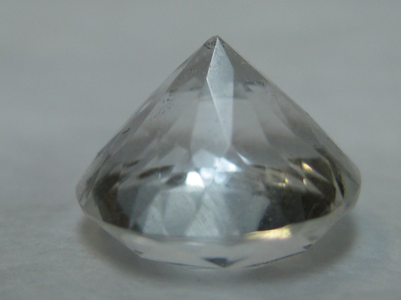 Etude de la taille ronde et poli sur quartz