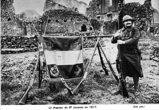 brigade marocaine 1914