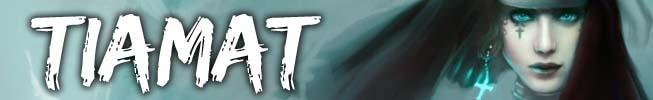 Tiamat - Le jeu de rôle