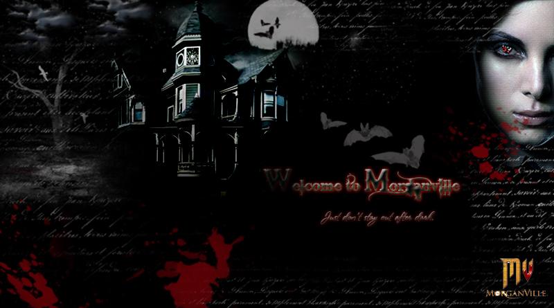 Morganville Vampires BG Forum Baner
