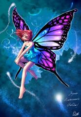 Le ali che prenderanno il sogno...