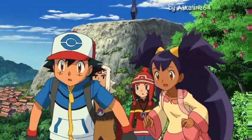 pkbvz_12 - [DD] Pokémon Película 14 Negro - Victini y Reshiram / Blanco - Victini y Zekrom - Anime Ligero [Descargas]