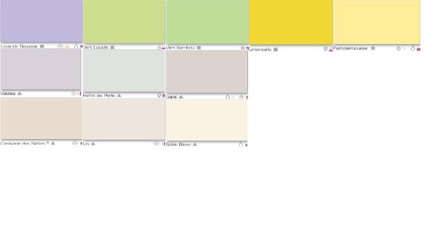 quelles couleurs pour les murs de ma cuisine