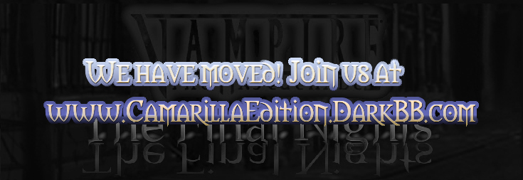 Vampire the Masquerade: The Final Nights