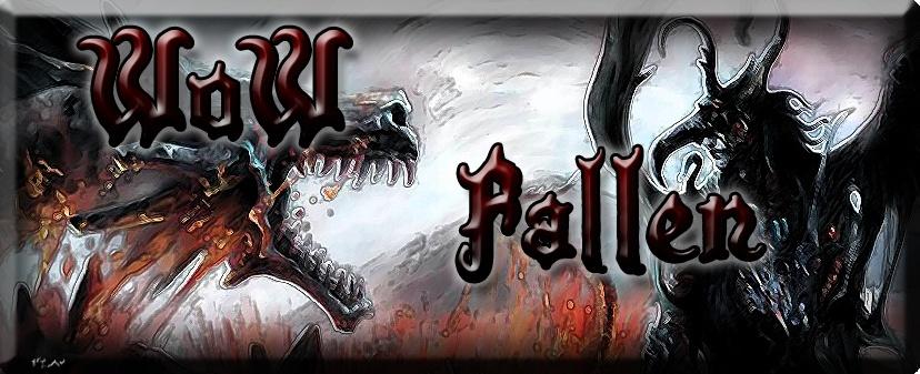 WoW Fallen