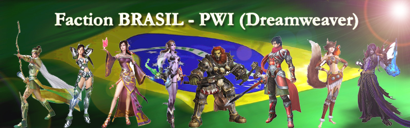 Faction BRASIL - PWI (Dreamweaver)