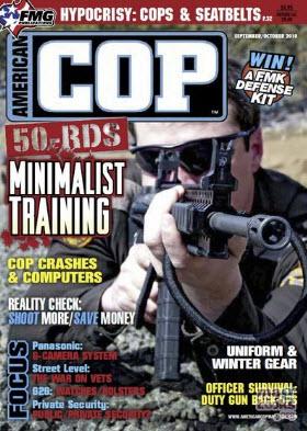 American Cop - September/October 2010