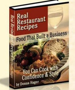 Real Restaurant Recipes: Food That Built a Business, Vol.1
