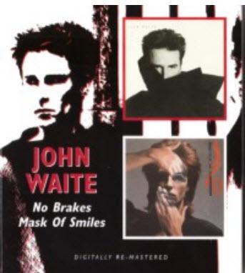 John Waite - No Brakes/Mask Of Smiles (2008) [FLAC]