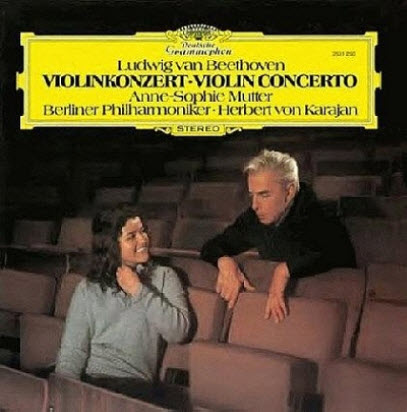 Beethoven - Violinkonzert in D major Op.61 (1985)