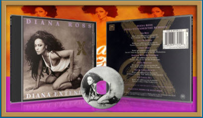 Diana Ross - Diana Extended (Remixes) (1996)