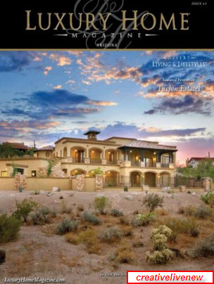 Luxury Home Magazine - Arizona, Issue 4.5