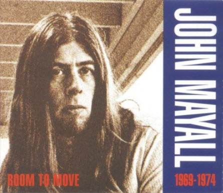 John Mayall - Room To Move 1969-1974 (2CD) (1993) FLAC