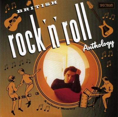 VA - British Rock'n Roll Anthology - CD3