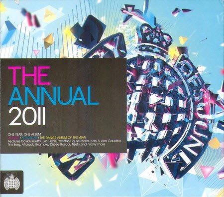 Ministry of Sound - The Annual 2011 (2010) [FLAC] {3 CD Compilation}