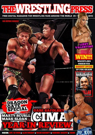 The Wrestling Press - 2010 Issue 9