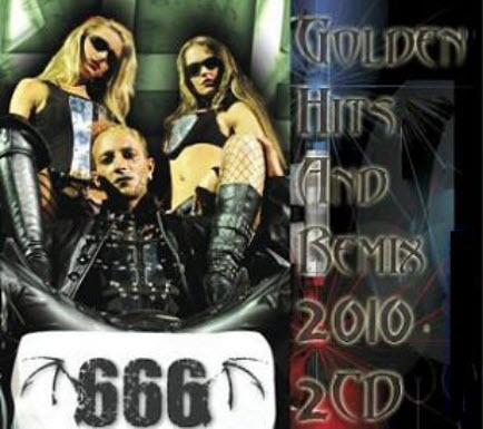 666 - Golden Hits And Remix 2010 (2CD)