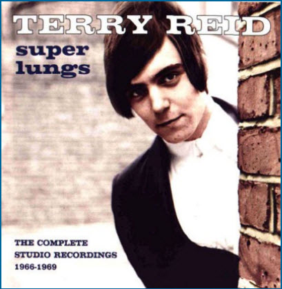 Terry Reid - Super Lungs - The Complete Studio Recordings 1966-1969 (2CD) (2004)