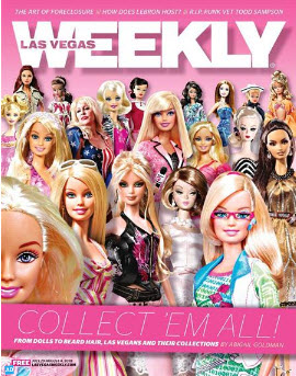 Las Vegas Weekly - 29 July 2010