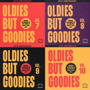 VA - Oldies But Goodies Vol. 7-10 (1990-1991)