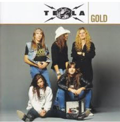Tesla - Gold (2CD) (2008)