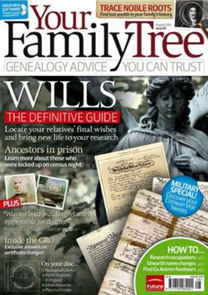Your Family Tree - August 2010