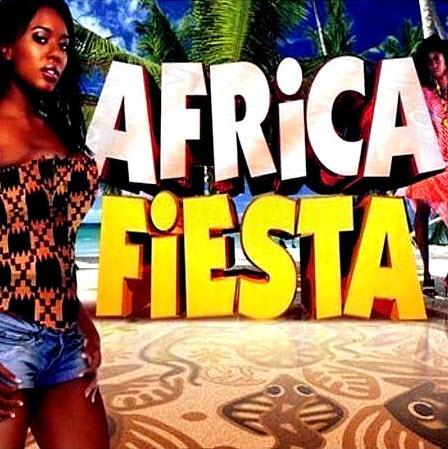 Africa Fiesta 5CD (2010)