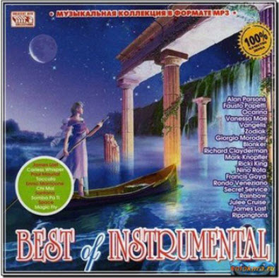 VA - Best of instrumental 100 hits (2010)