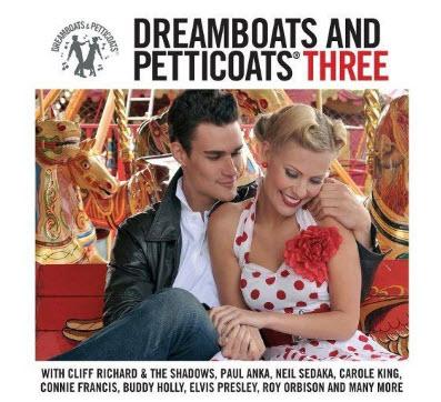 VA - Dreamboats & Petticoats 3 (2009) FLAC
