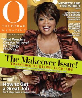Oprah Magazine - September 2010