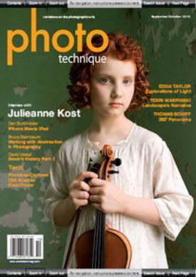 Photo Technique Magazine September/October 2010
