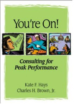 You're on: Consulting for Peak Performance