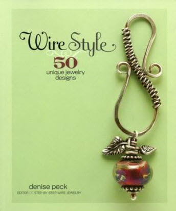 Making a Bail with Pattern Wire | Jewelry Making Instructions
