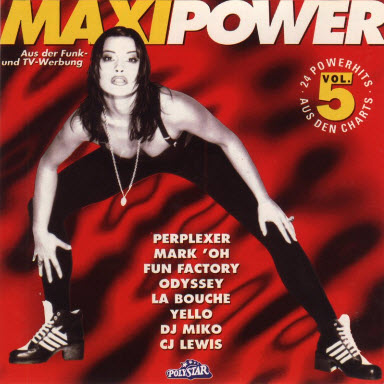 VA - Maxi Power 5 (1994)