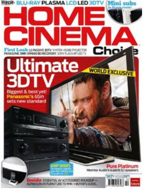 Home Cinema Choice - October 2010