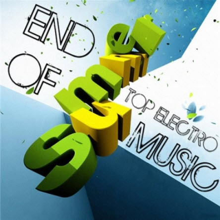 Top Electro Music - End of Summer 2010 (2010)