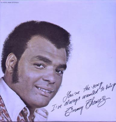 Timmy Thomas � You�re The Song I�ve Always Wanted To Sing