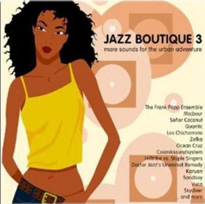 VA - Jazz Boutique vol. 3 (2003) 2CD