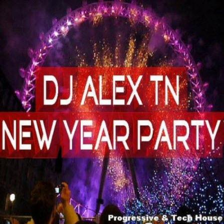 DJ Alex Tn - New Year Party (2010)