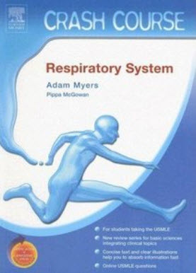 Crash Course (US): Respiratory System: With STUDENT CONSULT Online Access by Adam K. Myers